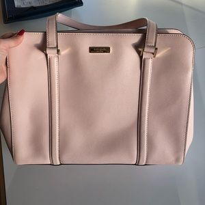 Light pink Kate Spade bag